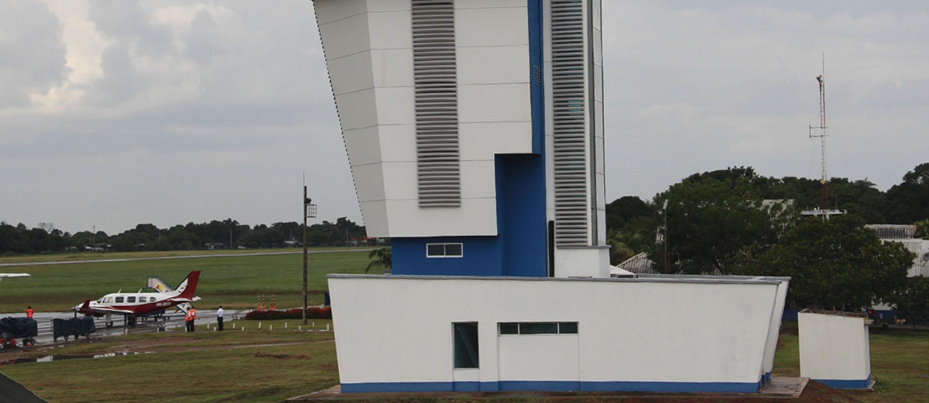 Aeropuerto Puerto Carreño