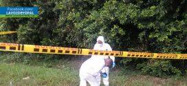 Autoridades investigan doble crimen en Maní