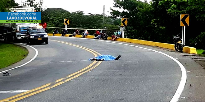 accidentes Casanare