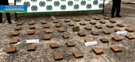 Policía incautó 25 kilos de marihuana transportados a bordo de una buseta en Casanare
