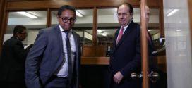 Leonidas Bustos declaró en la Corte Suprema por el cartel de la toga