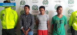 """Desarticulado grupo delincuencial """"Los hermanos"""" en Trinidad"""