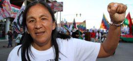 Corte IDH exige a Argentina arresto domiciliario para líder social Milagro Sala