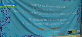 Falsos positivos: empieza la participación de las víctimas de Casanare en la JEP