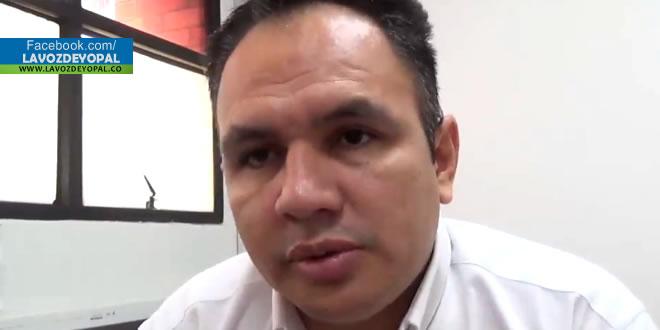 Secretario de gobierno Diego Cabirrian, se refiere a la protesta de la comunidad en Tilodiran