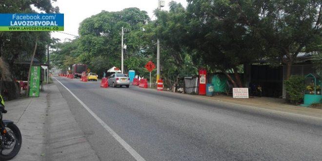 Múltiples reclamaciones de los habitantes del corregimiento de 'El Charte' a la Administación municipal.