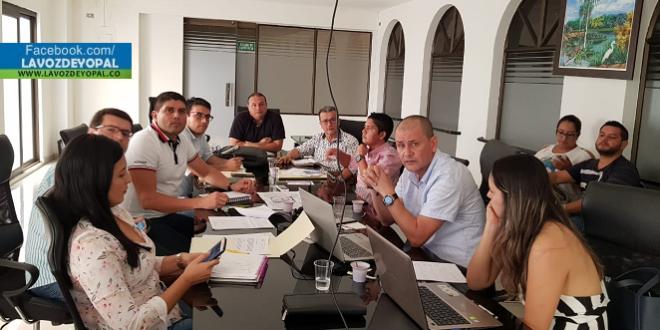 """""""Responsabilidad y demoras en entrega del Parque de las aguas de Yopal, recae sobre contratista"""" señalaron los diputados de Casanare."""