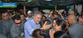 Presidente de la República visitó el  departamento de Arauca