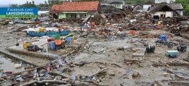 Tras tsunami, labores de rescate en Indonesia se complican por las lluvias