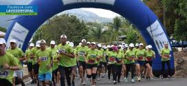 Séptima Maratón 10K Piedemonte, donde participaron la comunidad de El Morro.
