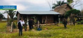 Ejército Nacional realiza extinción de dominios a bienes de  alias 'culebrito' cabecilla del Eln en Arauca.