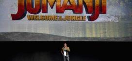 La Roca revela que habrá nueva película de 'Jumanji'