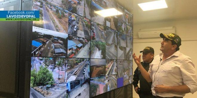 30 cámaras de seguridad con un sistema de video vigilancia, serán entregadas en Monterrey