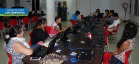 Yopaleños pueden capacitarse en Tecnologías de Información. Hay más de 80 cursos abiertos.