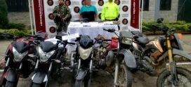 En la destrucción de un campamento del Gao Residual en Arauca, se dio la captura de un hombre.
