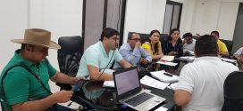 Comisión de Presupuesto solicitó cuentas sobre el Fondo Local de Salud.