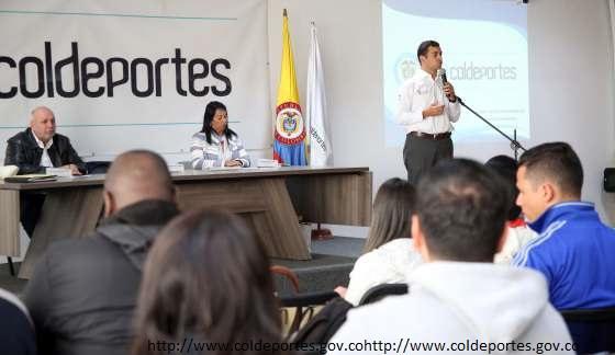 Abiertas las inscripciones para capacitación en Infraestructura Deportiva y Censo de Escenarios.