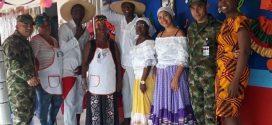 Ejército Nacional conmemoró el día de la afrocolombianidad.