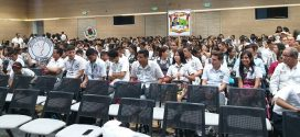 Niños, niñas y adultos se posesionaron como Jueces de Paz de la ciudad de Yopal.