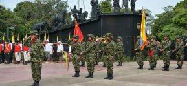 Ejército en busca de la libertad del pueblo colombiano