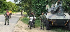 Ejército Nacional activa dispositivo de seguridad en las vías de Arauca.