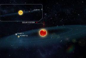 Descubren dos planetas parecidos a la Tierra con opciones para albergar vida