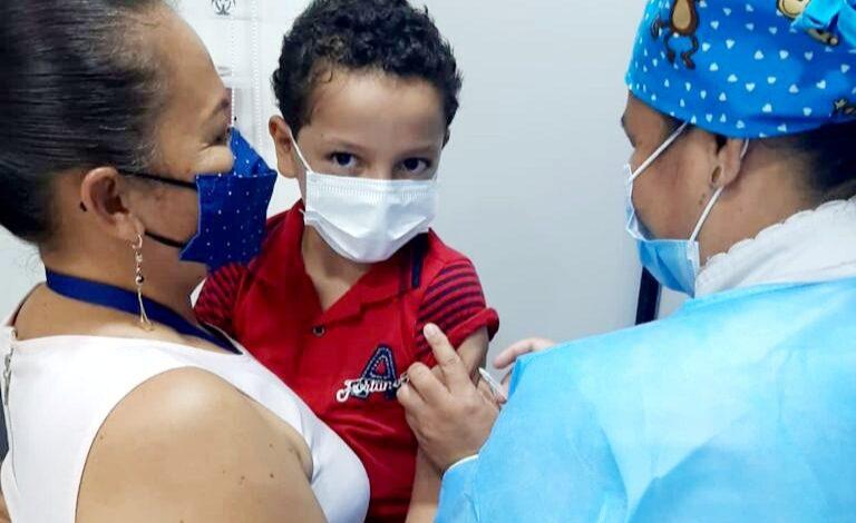 Avanza la vacunación Sarampión y Rubéola en Yopal - Noticias de Colombia