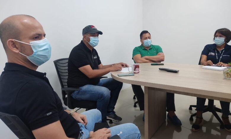Mesa de trabajo para reinicio del transporte escolar - Noticias de Colombia