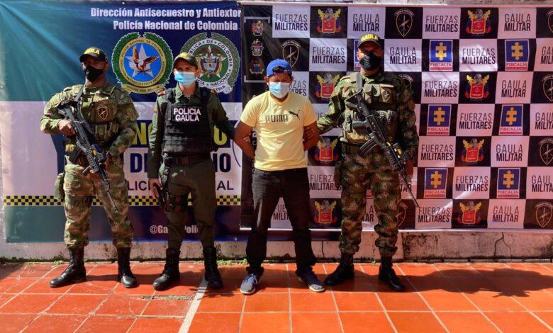 Hombre capturado por secuestro en Yopal - Noticias de Colombia