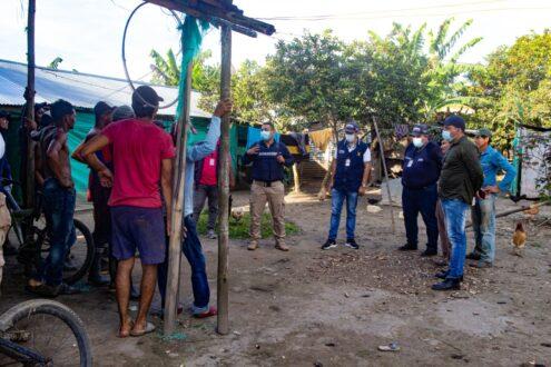 Operativos a población migrante en Yopal - Noticias de Colombia