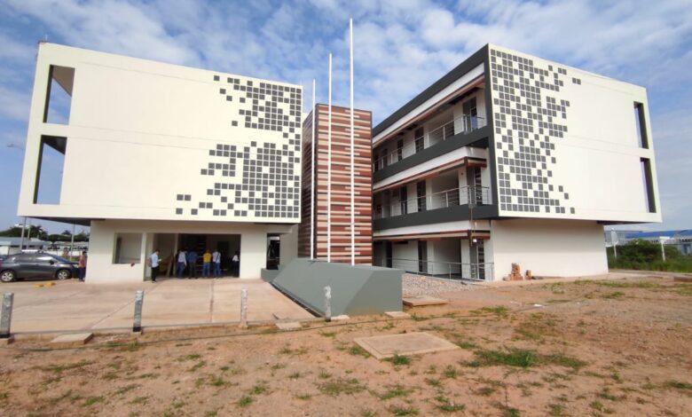 Verificación al avance de obra del nuevo edificio de la Sijín - Noticias de Colombia