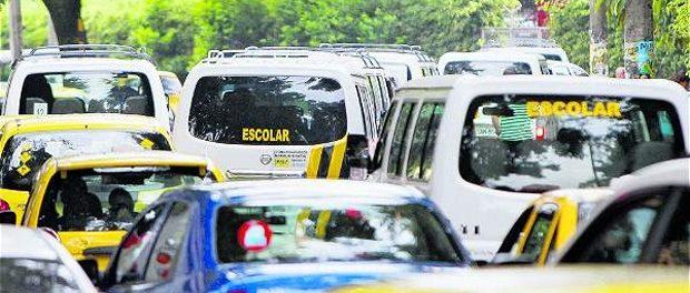 Retorno del transporte escolar en Yopal - Noticias de Colombia