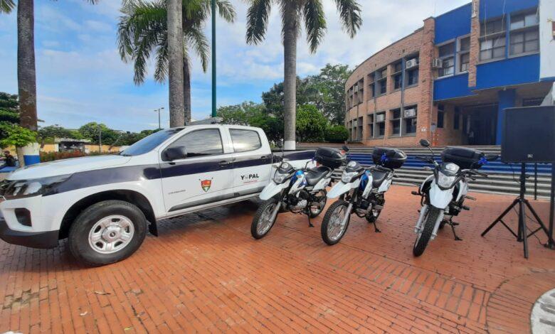 Agentes de Tránsito de Yopal recibieron dotación - Noticias de Colombia