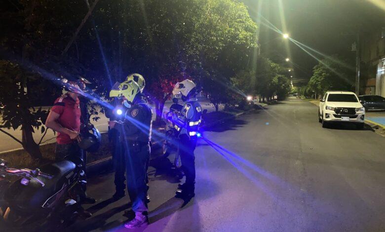 74 motocicletas inmovilizadas en Yopal - Noticias de Colombia