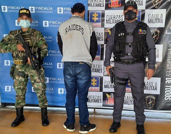 Capturado joven señalado de extorsionar a docente en Villanueva - Noticias de Colombia